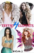 Fantasy 4 Elements: Season 5 by Nature_freak