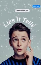 Lies It Tells ☛ It  by gmsunny