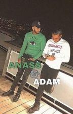 Anass & Adam by trrranquille