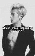 Brick Wall || Markson by Huin-JeagX3