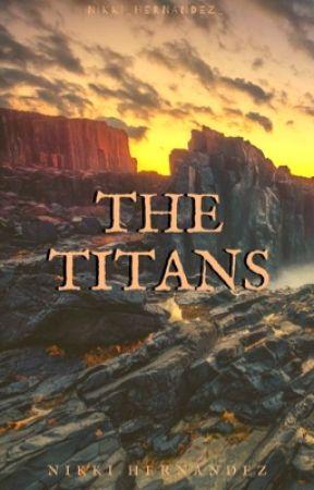 THE TITANS by mfriashernandez