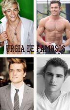 Urgía de famosos (GAY) by henryMaximoffL