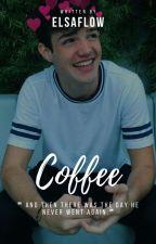 Coffee  ☞ Aaron Carpenter ☜  by Elsaflow