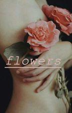flowers; Edgar by -dukissj