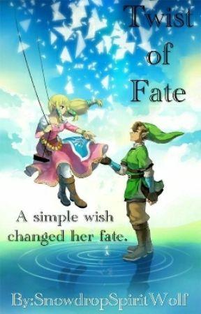 Twist of Fate; | Disaster Strikes | {Zelink} by SnowdropSpiritWolf