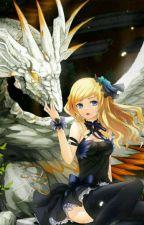 Lucy The Elemental Dragon Slayer Princess by nashidragoneel56
