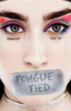 Tongue Tied (GxG) (Camren) by MelT_Me