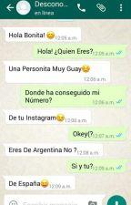 Whatsapp con Abraham Mateo by PicachuPaam
