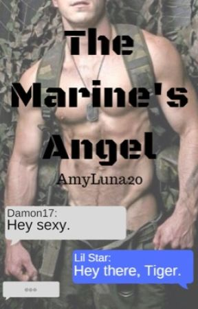 The Marine's Angel~ by AmyLuna20