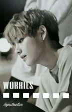 Worries | Kim Taehyung ; BTS by dynstaetae