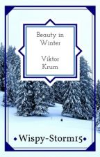 Beauty in Winter | Viktor Krum by Wispy-Storm15
