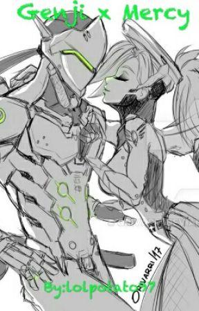 Stay With Me: Genji >< Mercy - D Va - Wattpad