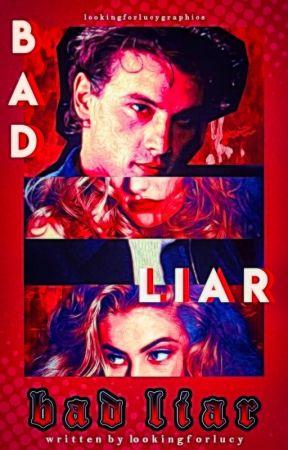Bad Liar ⚜ FP Jones by lookingforlucy