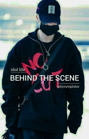 BEHIND THE SCENE (B.T.S) by Princess7V