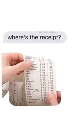 where's the receipt? x bts groupchat by AnusAsTopping