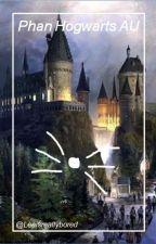 Phan Hogwarts AU by leeisreallybored