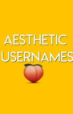 Aesthetic Usernames (closed) by blqkmoon