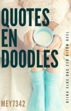 Quotes en Doodles by mey7342