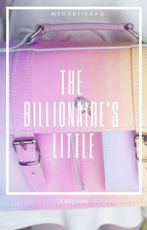 The Billionaire's Little  by LillianaAlexandra