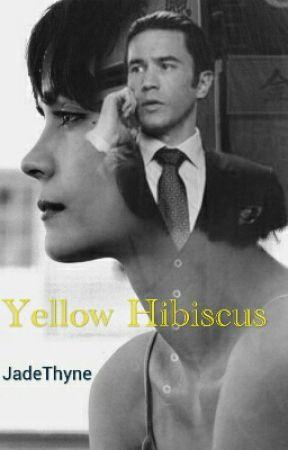 Yellow Hibiscus by JadeThyne