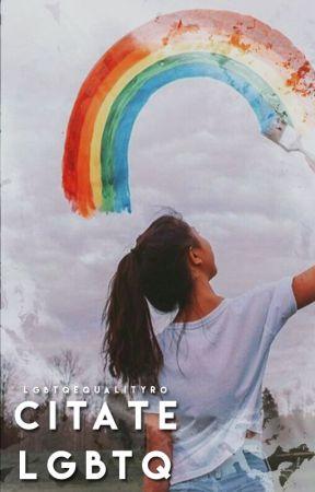 Citate LGBTQ+ by LgbtqEqualityRo