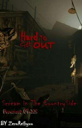 Hard to get OUT by ZeroReikyuu