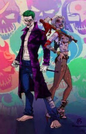 Harley Quinn and joker Part Two . Back Never Better !!! by Harlequinnjoker1029