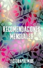Recomendaciones Mensuales by GrupoPlanetaDorado