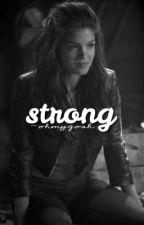 Strong → Jasper Hale [1] by -ohmygosh