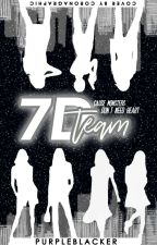 7D Team by purpleblacker