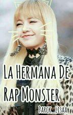 La Hermana De Rapmonster by park_lisaa