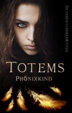 Totems - Phönixkind by SilverfeatheredRaven