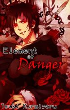 Element of Danger (Izaya Orihara x OC) by TsukiKuraiyoru