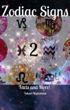 ♈️ Zodiac Signs 2 ♓️ by Yukari-Nightshade