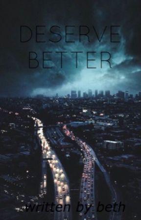 DESERVE BETTER > TIM DRAKE  by perfumeregret