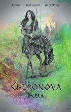 Cheironova dcéra by DasaFurdikova