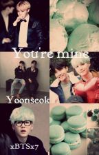 """You're mine"" // Yoonseok by xBTSx7"