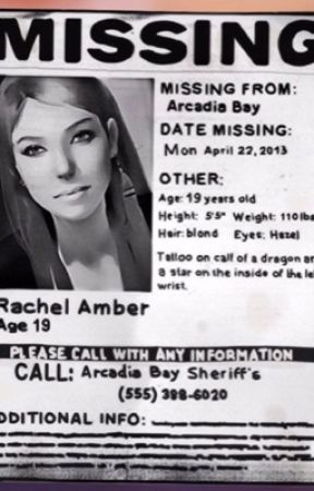 Missing: Rachel Amber  by eddielovesgaga