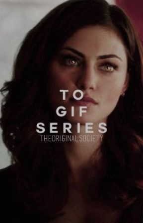 TO Gif Series by TheOriginalSociety