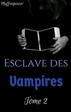 Esclave des Vampires TOME II by muffinspower