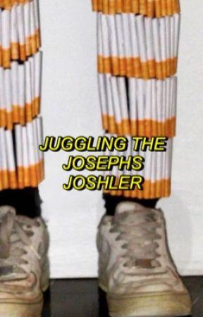 「 juggling the joseph's ♕ joshler」 by outerspacedjoshler