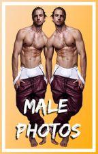 Male photos by bieberdxck