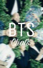BTS Chats. by TrashyPotato456