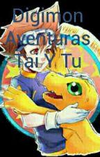 Digimon Aventuras Tai Y Tu  by MaraJavieraAlvarezFl