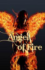 Angel of Fire by msbleachification