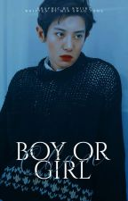 Boy Or Girl    فَتى أمْ فَتَاة by tome_nov