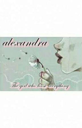 Alexandra by obsidianpoe