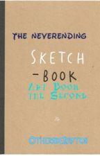 The NeverEnding Sketchbook: Art Book the Second  by DeathTalonPython