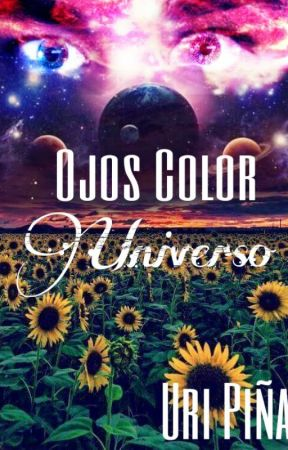 Ojos  Color Universo by CUrielPina123