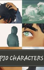 PEOPLE WHO LOOK LIKE PJO/HOO CHARACTERS by bluecoookiezz